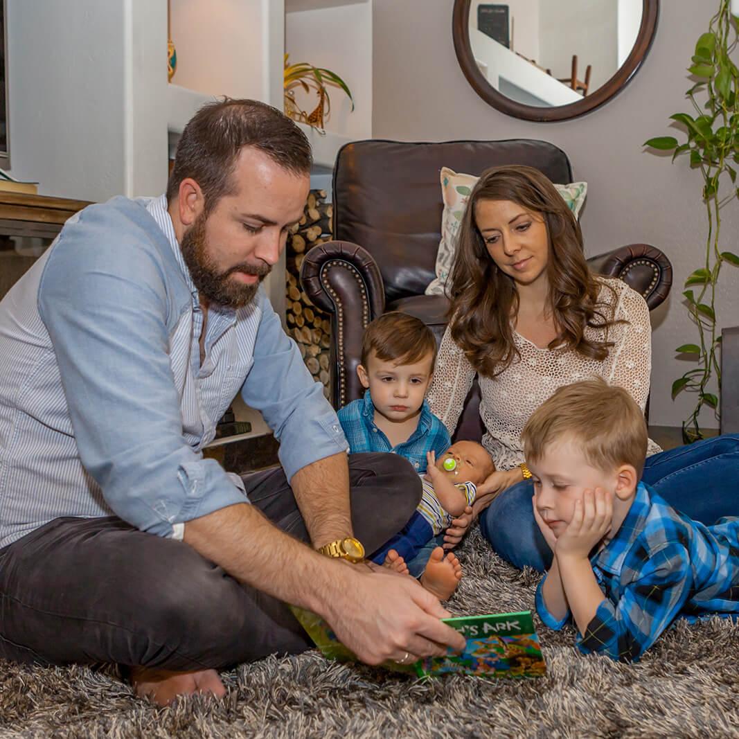 The Reed Family Testimonial