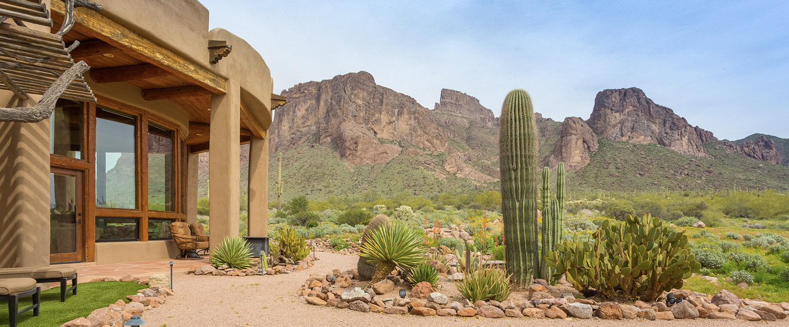 Tour Superstition Foothills with Captain the Dog