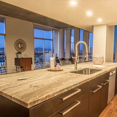 Downtown Phoenix Penthouse